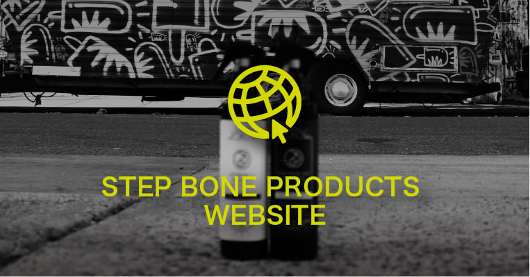 STEP BONE PRODUCTS WEB SITE