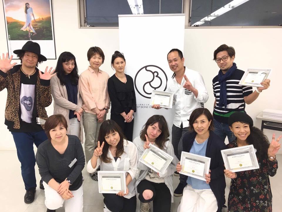 写真:札幌 速習基礎認定コース 終了しました!