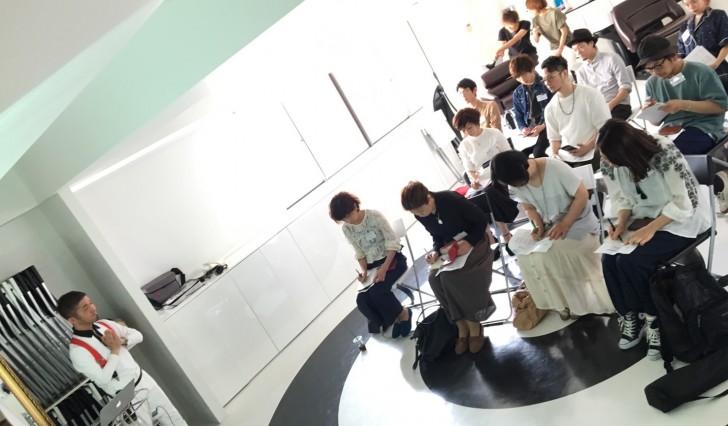 東京マスターコース スタートしました!!
