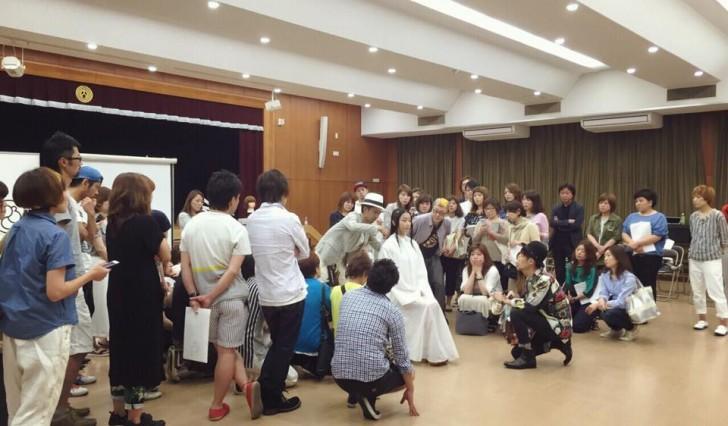 7.6 ステップボーンカット 体感セミナー in徳島