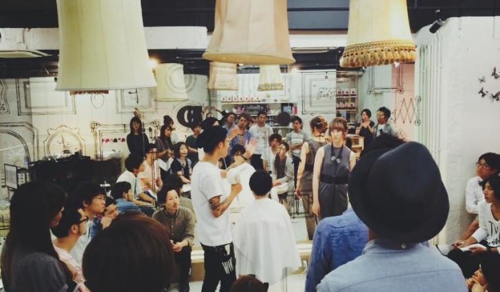 8.24 ステップボーンカット 体感セミナー in大阪