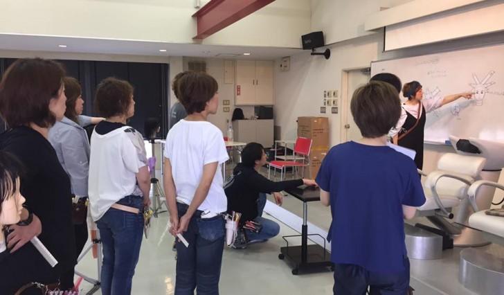 大垣テクニックコース終了しました!!