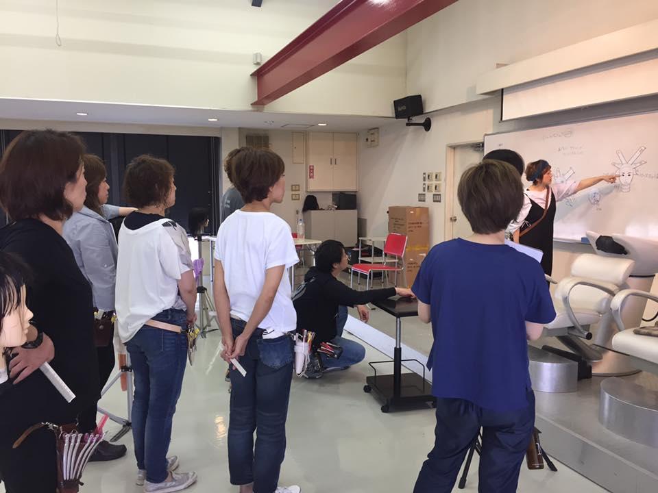 写真:大垣テクニックコース終了しました!!