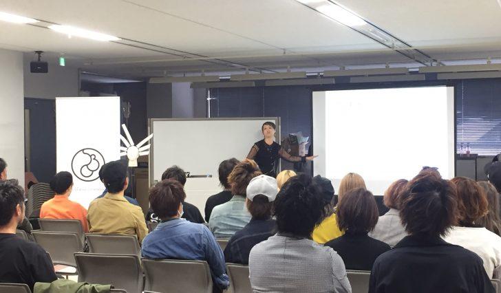 日本ヘアカラー協会 阪神支部 STEP BONE CUT 体験セミナー
