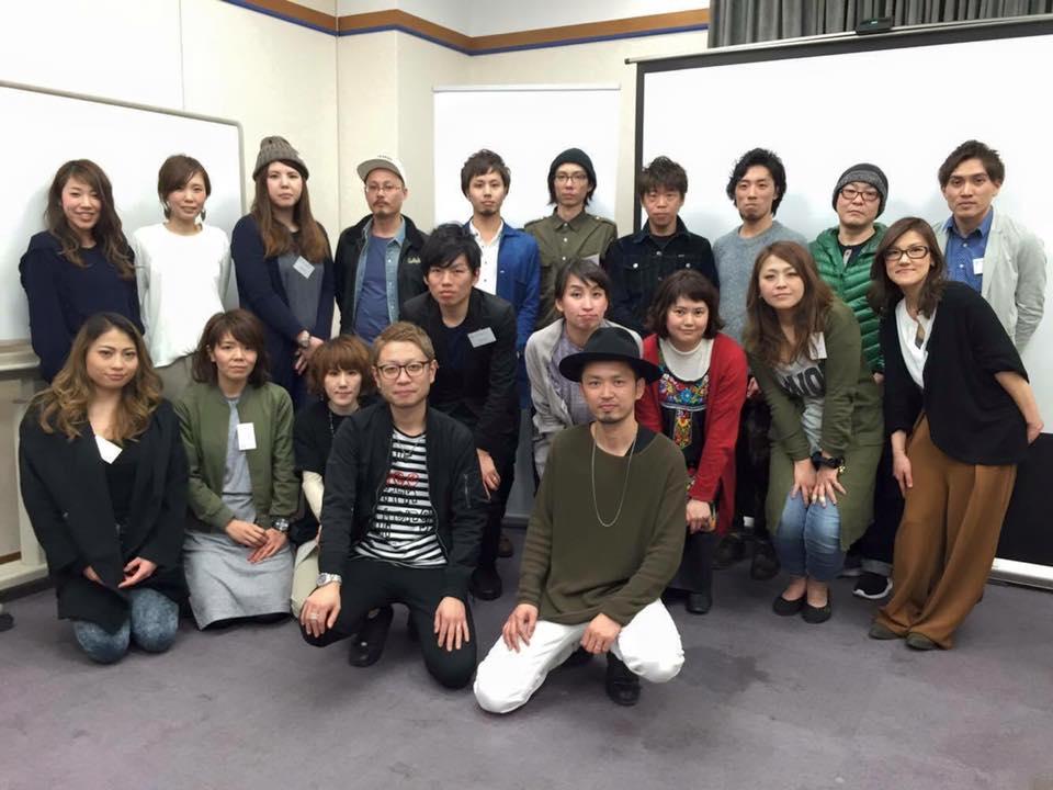 写真:ステップボーンカット香川徳島テクニックコース終了しました!