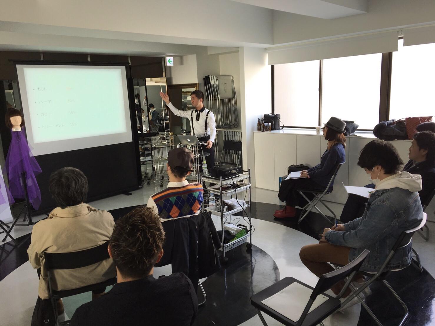 写真:東京SBC体感セミナー