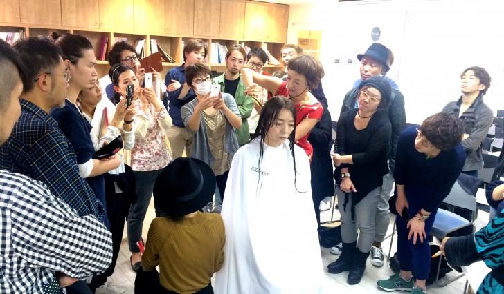 10.20 SAYURIステップボーンカット体感セミナー in東京