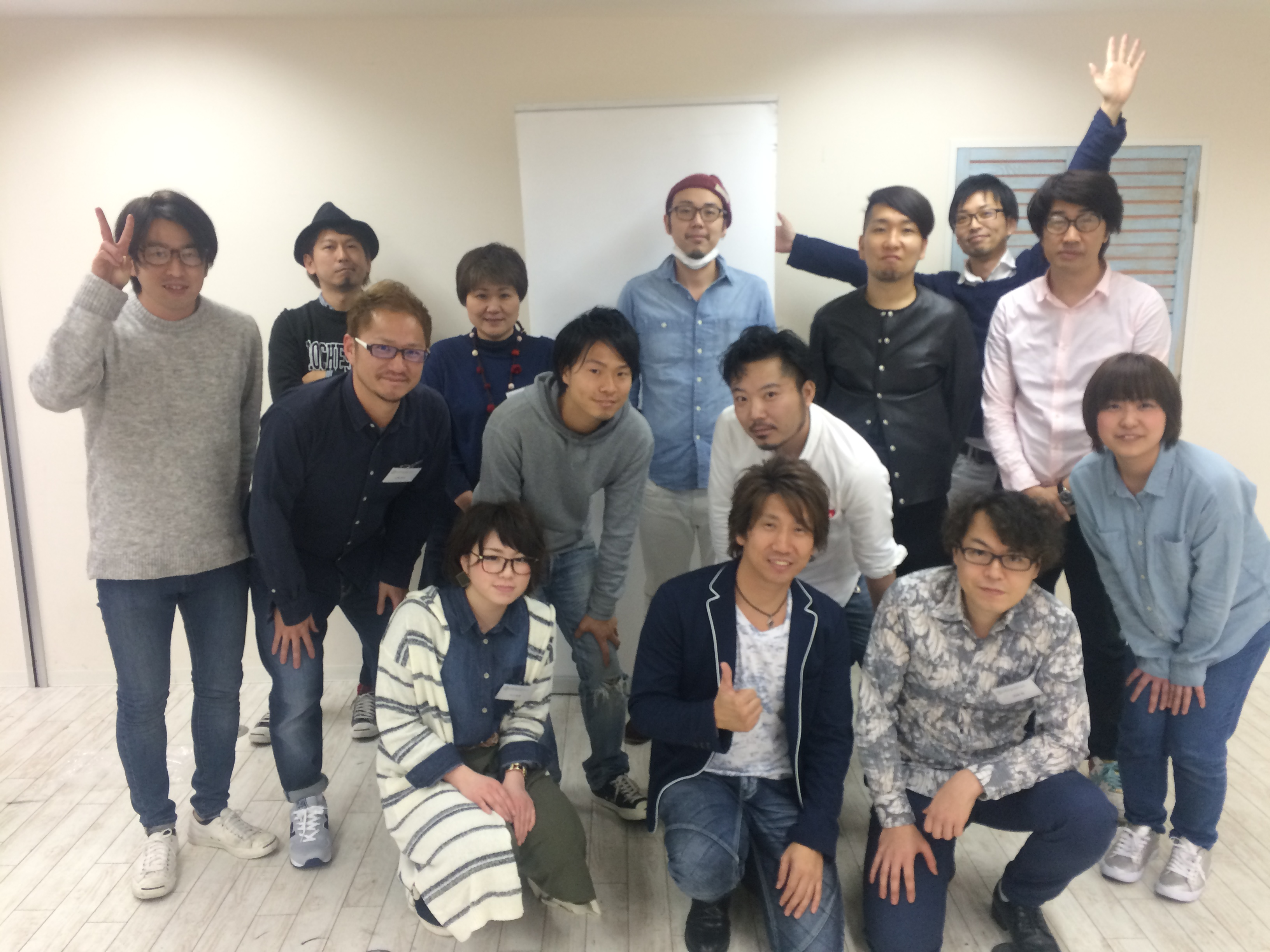 写真:ステップボーンカット東京 基礎認定コース 終了しました!