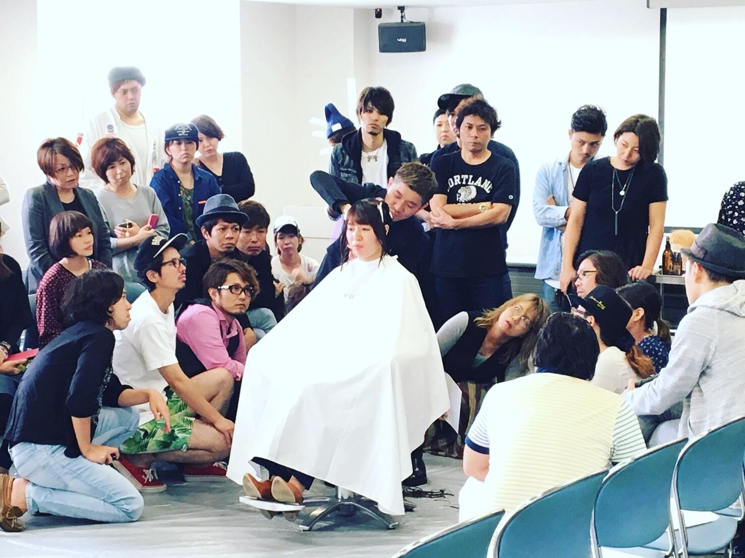 写真:沖縄ステップボーンカット体験セミナー
