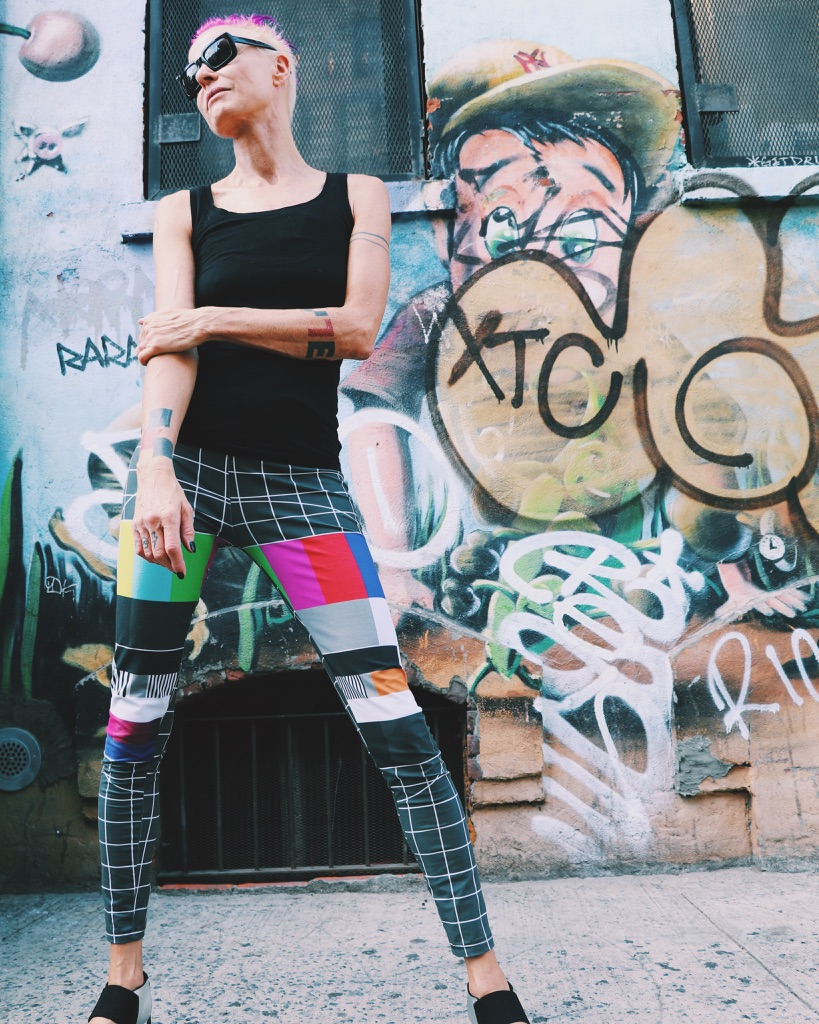 写真:Street snap in Brooklyn