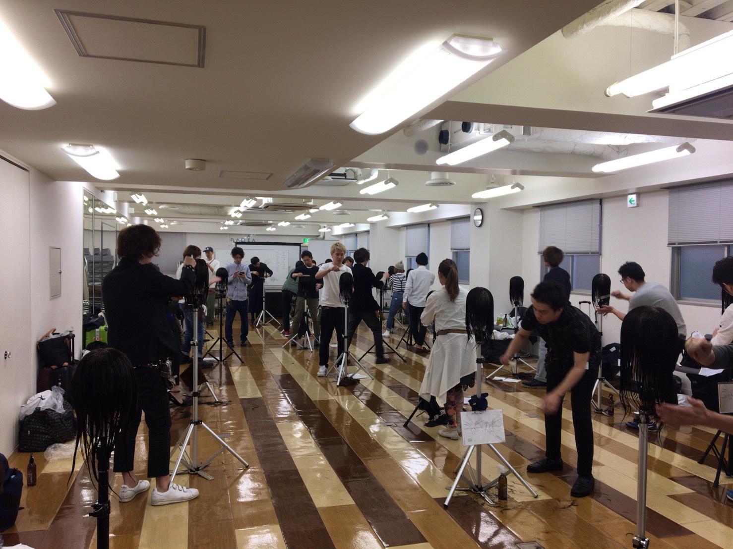 写真:大阪マスターコース終了!!