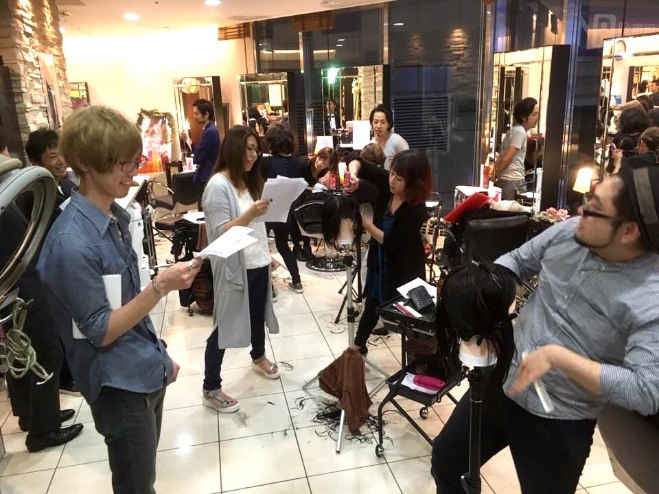 写真:東京臨店セミナー